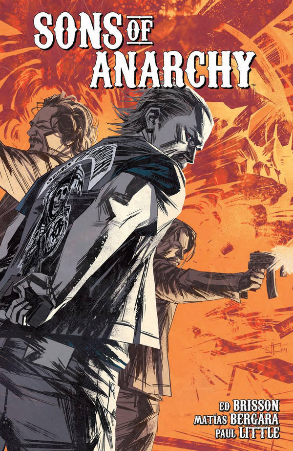 Sons of Anarchy Vol 4 TP - State of Comics