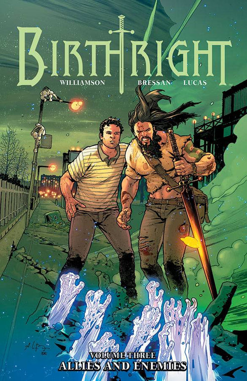 Birthright TP Vol 03 - State of Comics