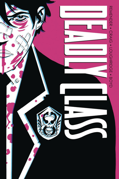 Deadly Class DLX HC Vol 01 - State of Comics