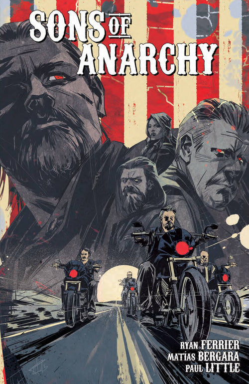 Sons of Anarchy Vol 6 TP - State of Comics