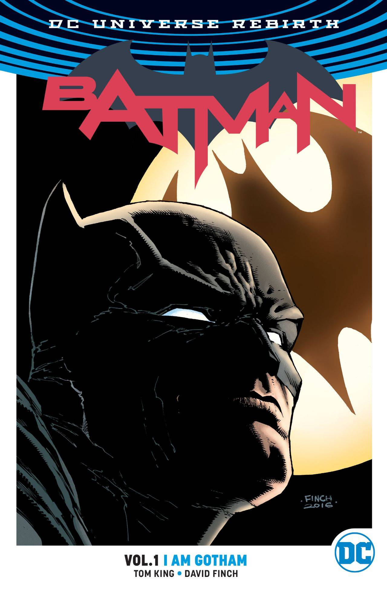 Batman Vol 1 TP - I Am Gotham