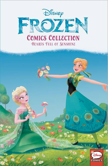 Disney Frozen Comics Coll Hearts Full of Sunshine TP - State of Comics