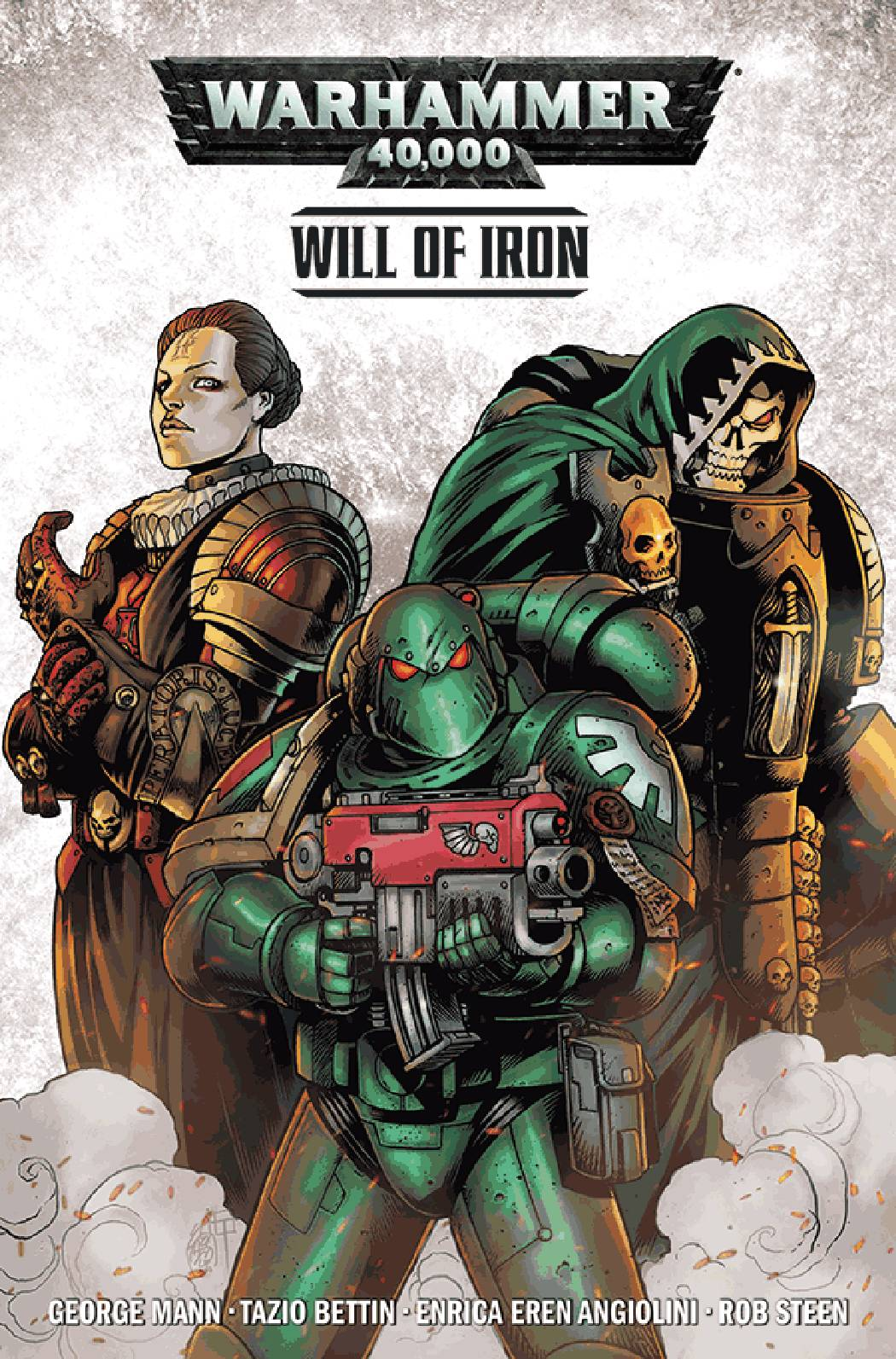 Warhammer 40,000 Will of Iron Trade Paperback