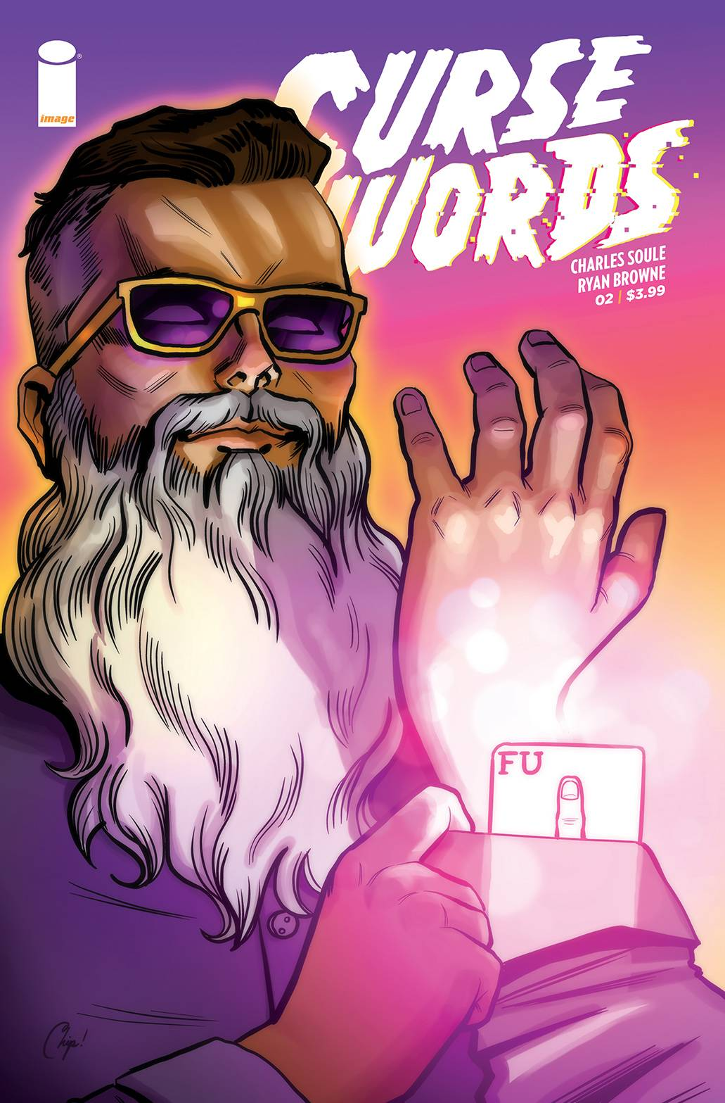 Curse Words #2 Cover B