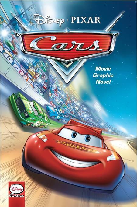 Disney Pixar Cars Movie GN - State of Comics