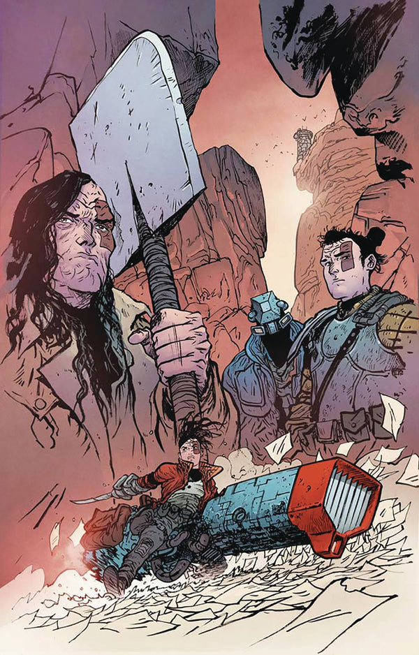 Extremity TP Vol 01 Artist - State of Comics