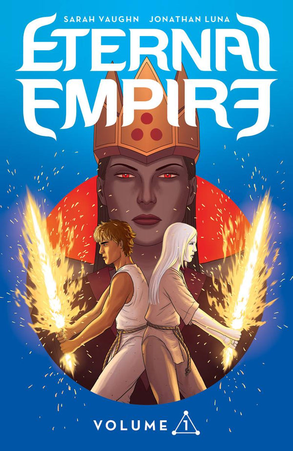 Eternal Empire TP Vol 01 - State of Comics