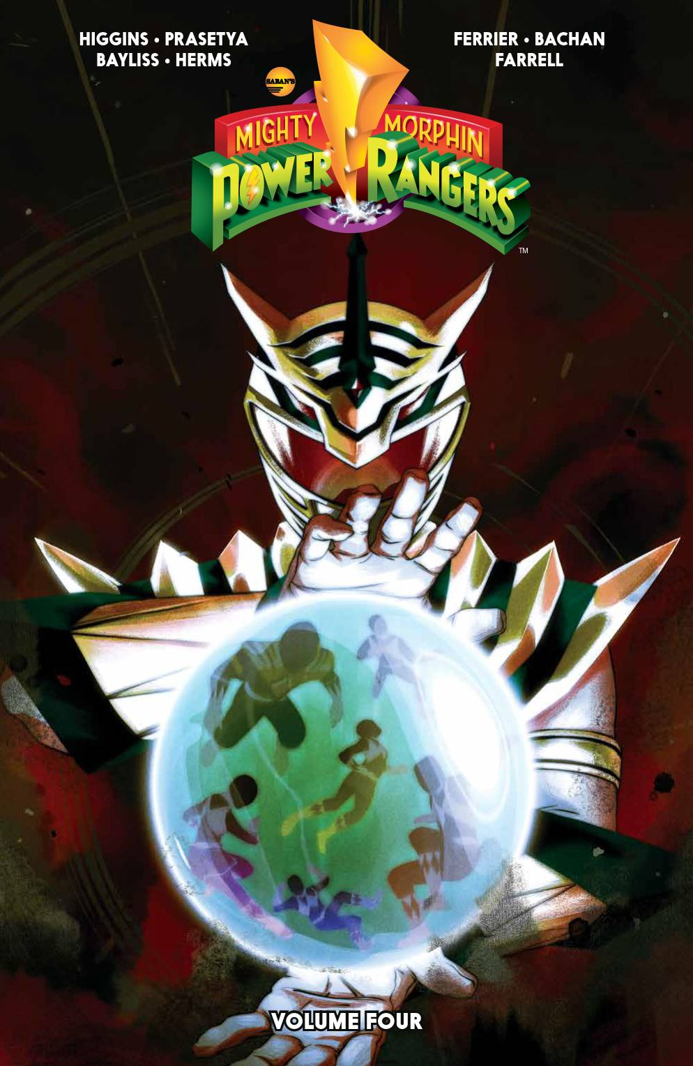 Mighty Morphin Power Rangers Vol 4 TP