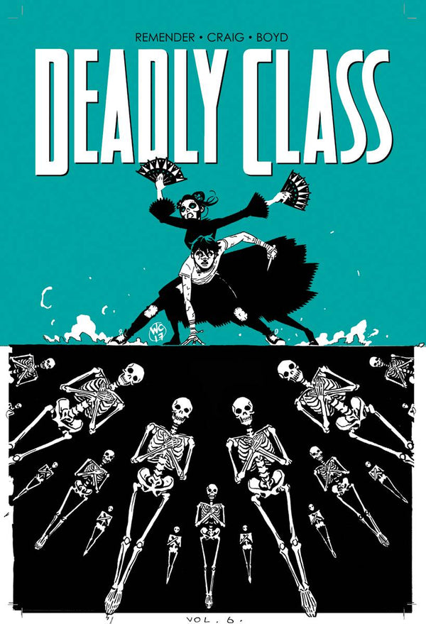 Deadly Class TP Vol 06 - State of Comics