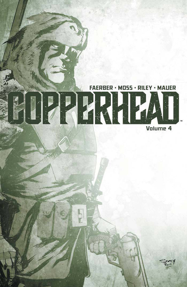 Copperhead TP Vol 04 - State of Comics