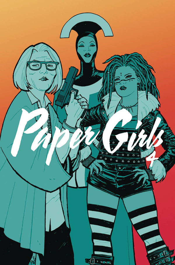 Paper Girls TP Vol 04 - State of Comics