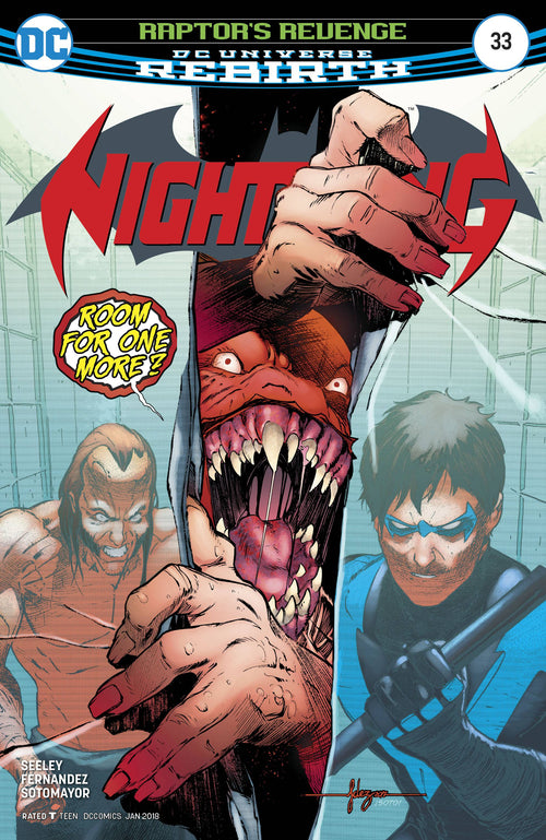 Nightwing #33 - State of Comics