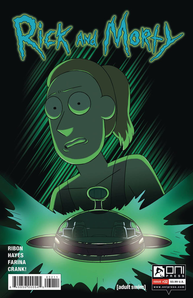 Rick & Morty #32