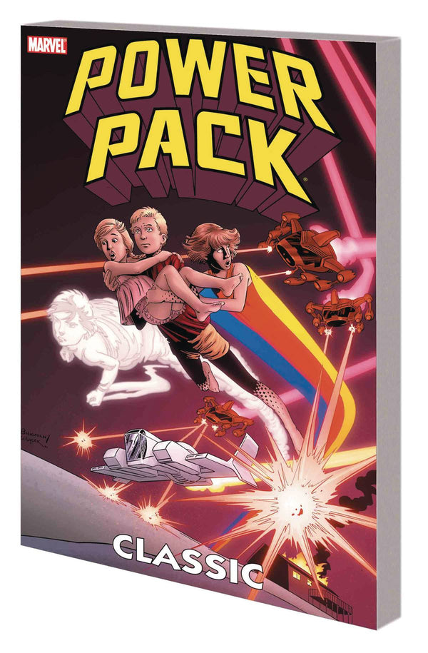 Power Pack Classic TP Vol 01 New Printing - State of Comics