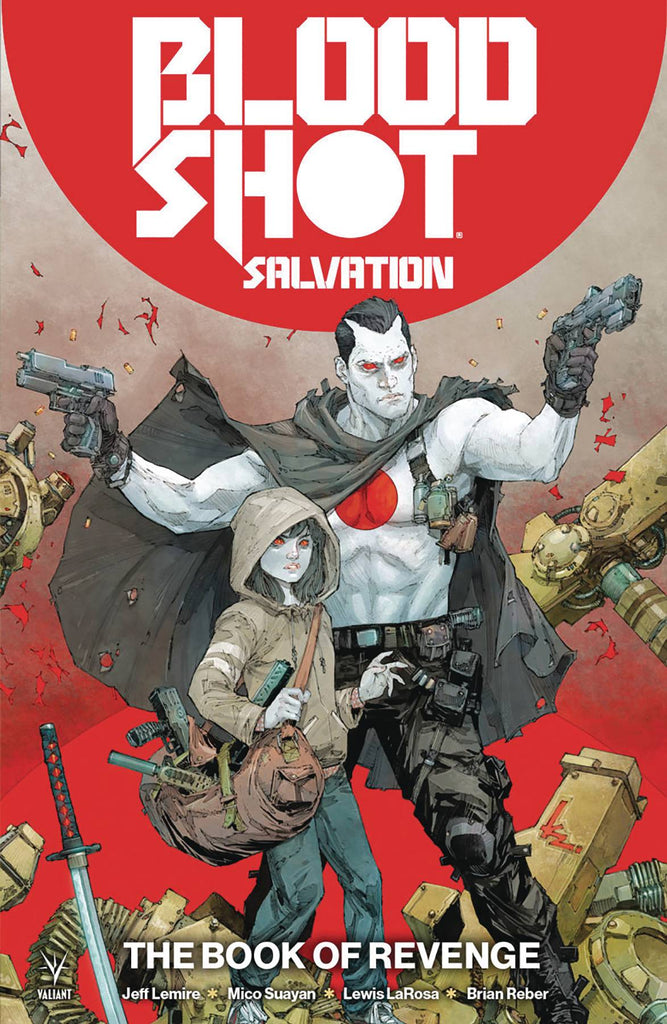Bloodshot Salvation Vol 1 TP