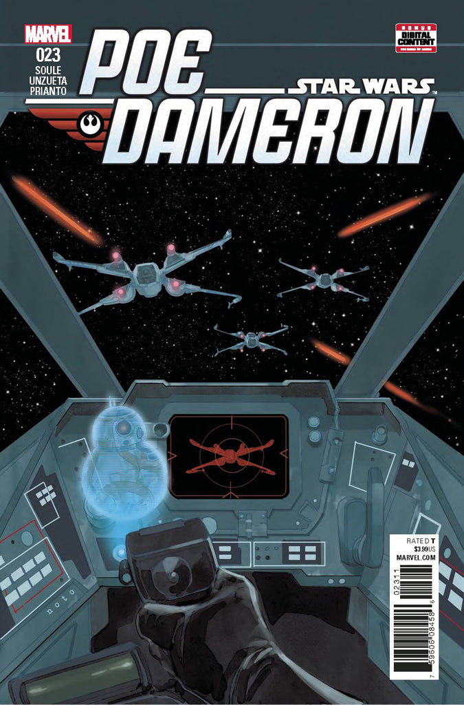 Star Wars Poe Dameron #23