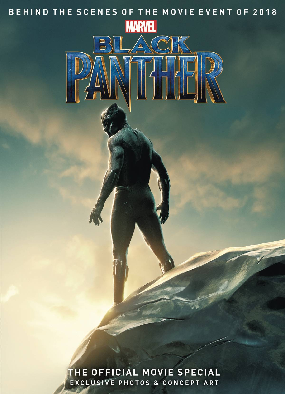 Black Panther Official Movie Special