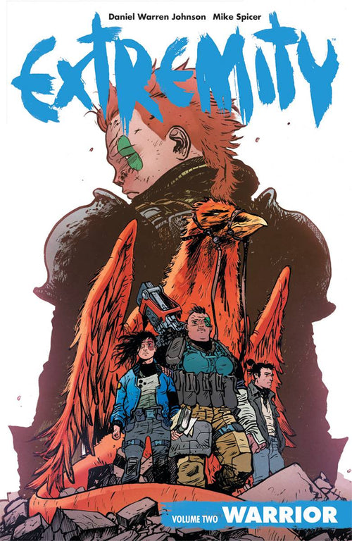 Extremity TP Vol 02 Warrior - State of Comics