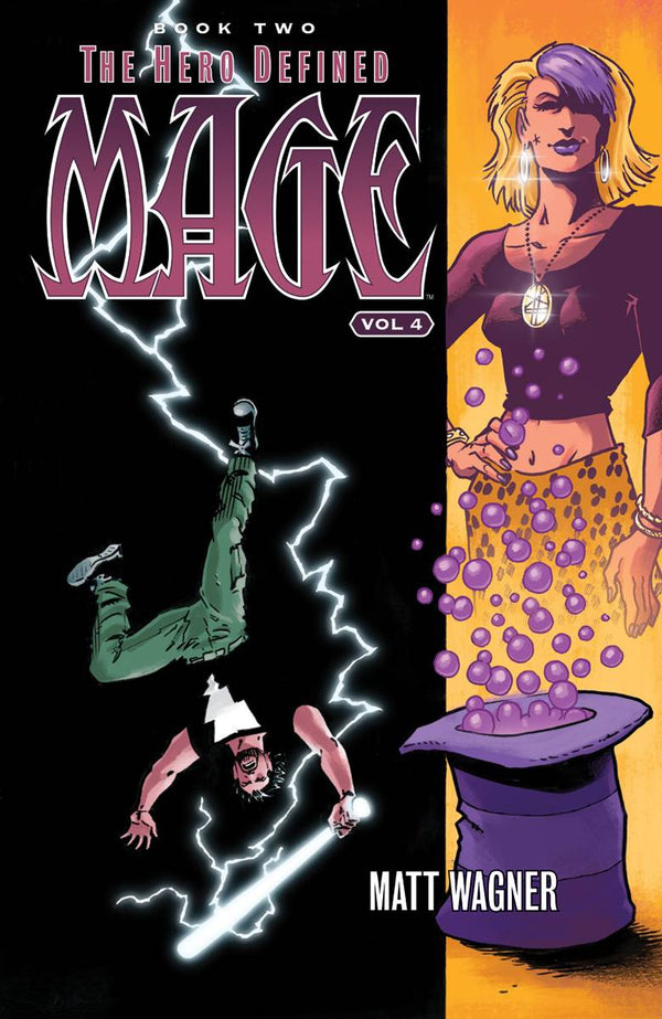 Mage TP Vol 04 Hero Defined Book 2 (Part Two) - State of Comics