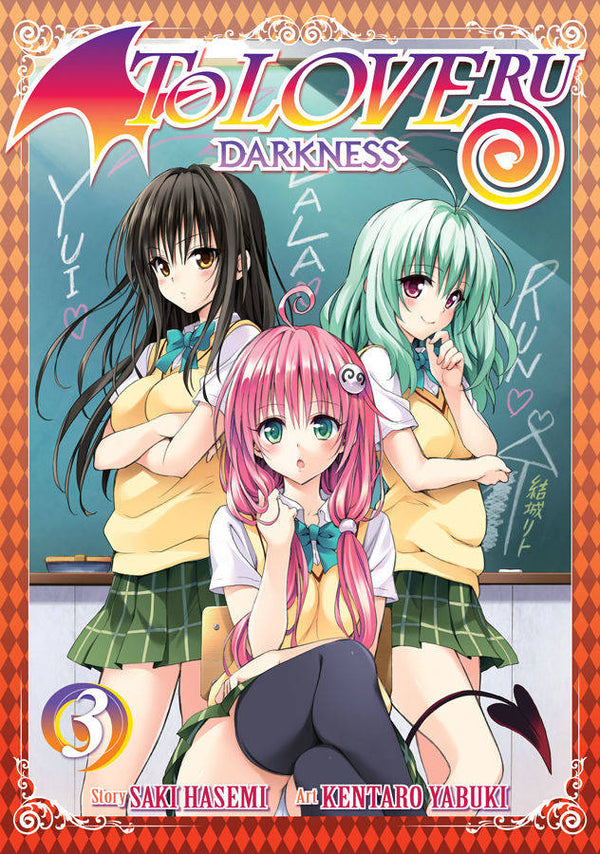 To Love Ru Darkness GN Vol 3 - State of Comics