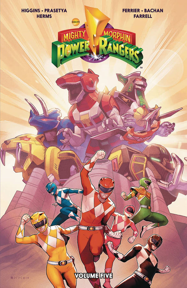 Mighty Morphin Power Rangers Vol 5 TP - State of Comics