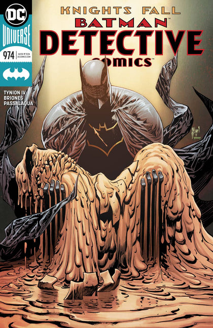 Batman Detective Comics #974