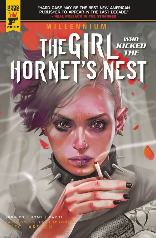 Girl Who Kicked the Hornet's Nest Trade Paperback - State of Comics
