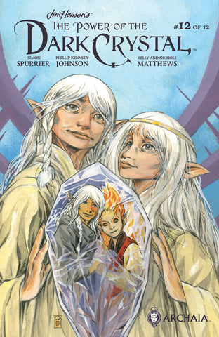 Jim Henson the Power of the Dark Crystal #12