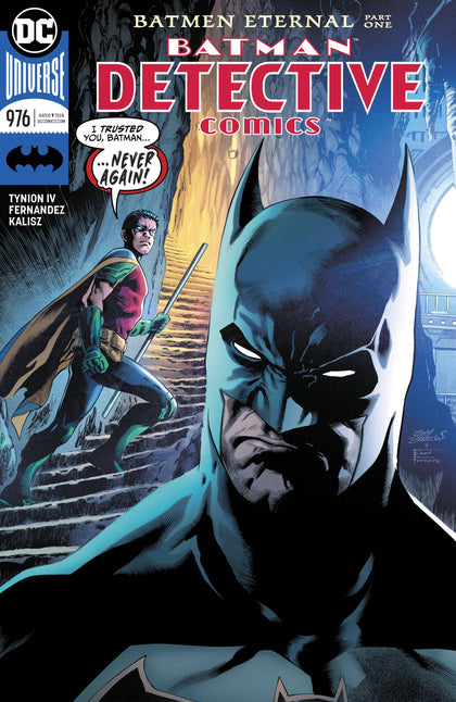 Batman Detective Comics #976