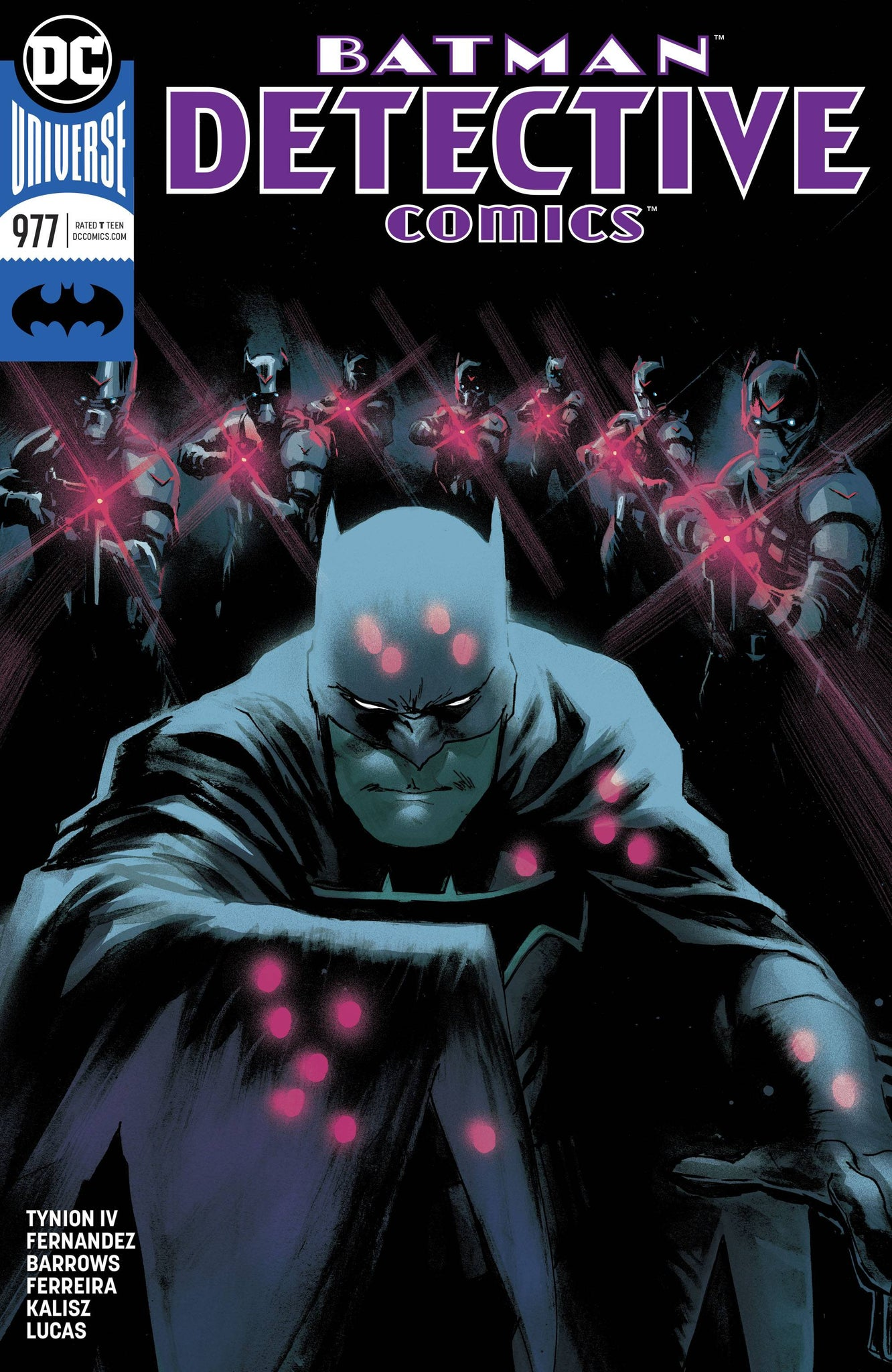 Batman Detective Comics #977
