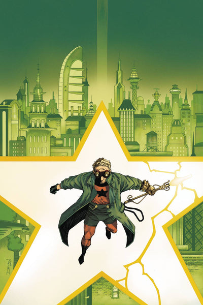 Doctor Star and the Kingdom of Lost Tomorrows #1