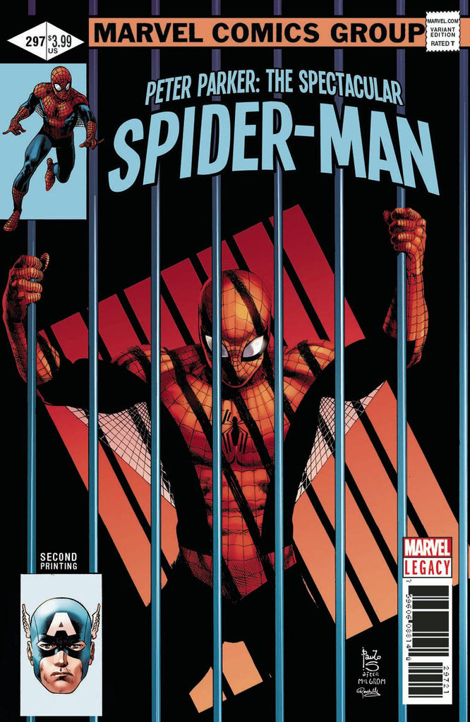 Peter Parker Spectacular Spider-Man #297