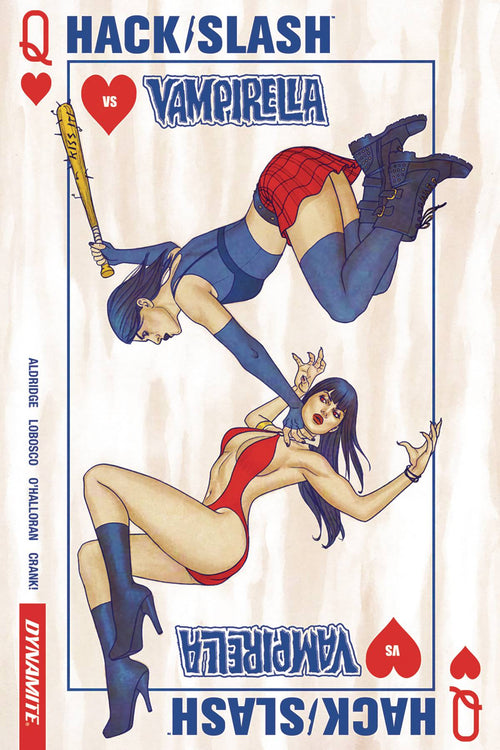 Hack Slash Vs. Vampirella TP - State of Comics