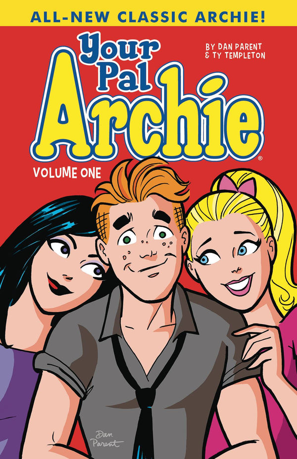 Your Pal Archie Vol 1 TP - State of Comics