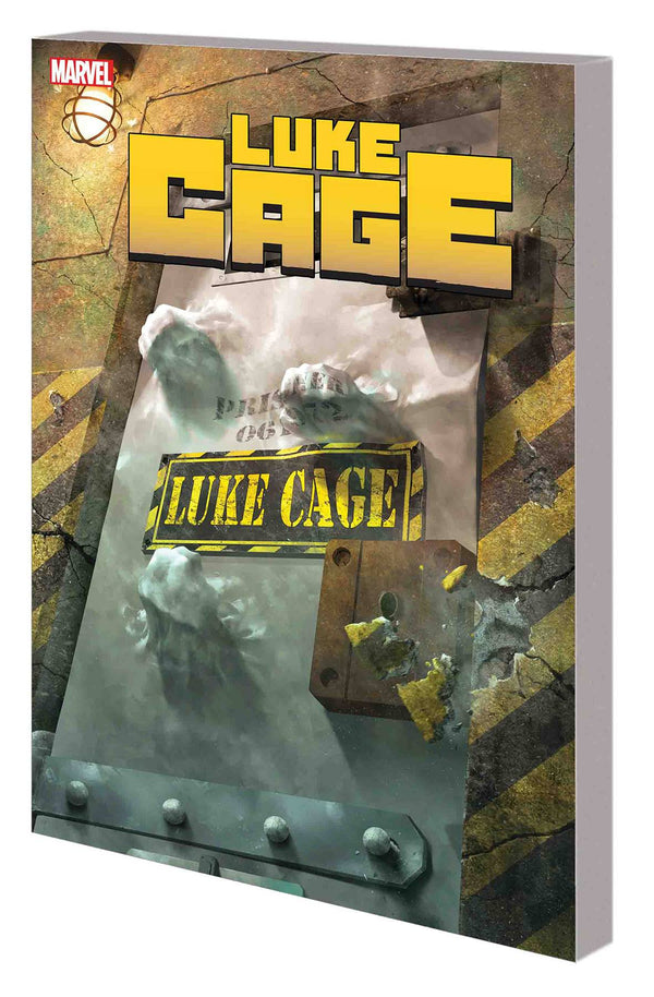 Luke Cage TP Vol 02 Caged - State of Comics