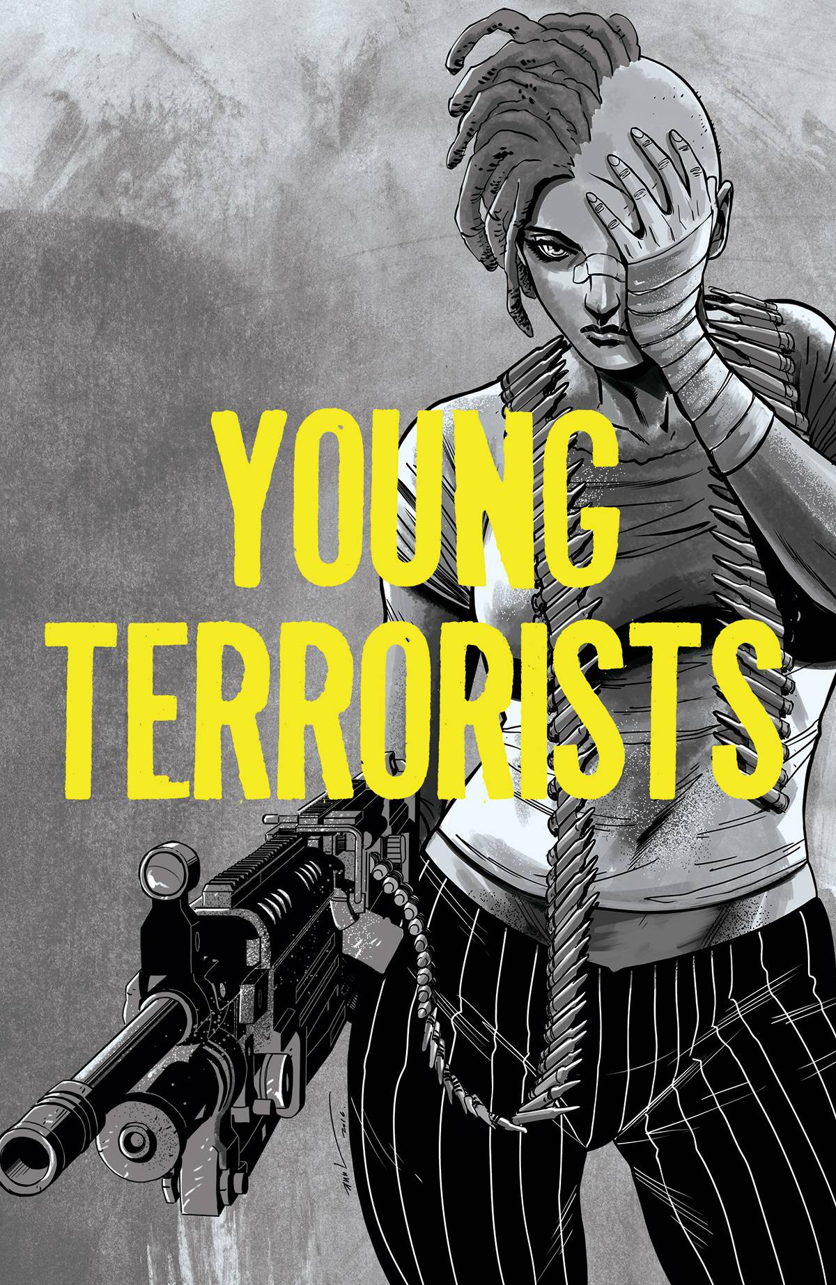 Young Terrorists Book 1 TP
