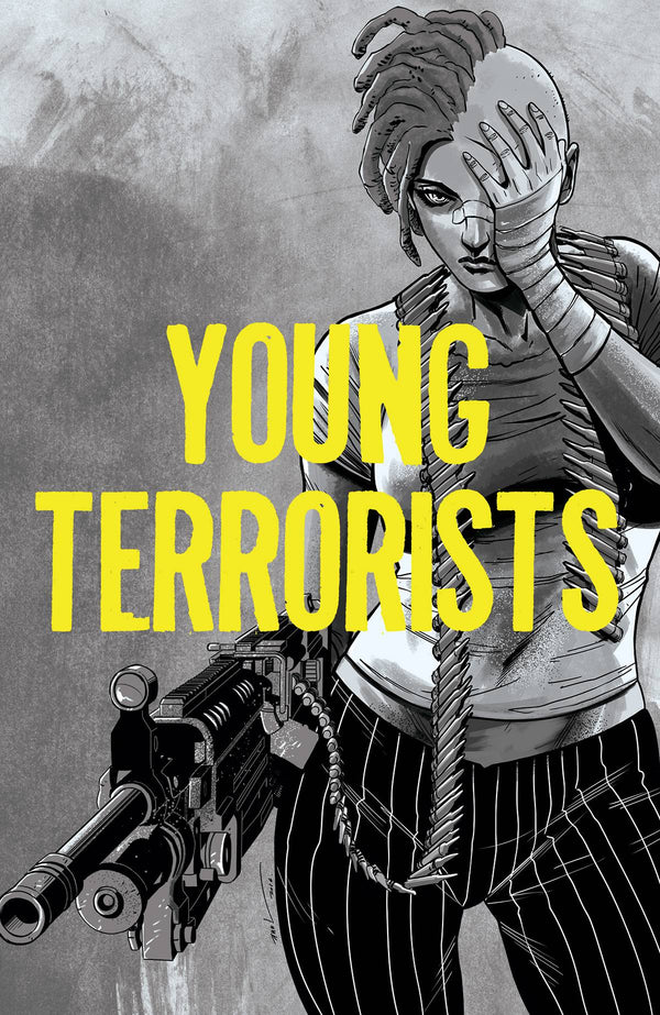 Young Terrorists Book 1 TP - State of Comics