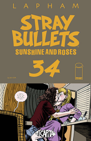 Stray Bullets Sunshine And Roses #34