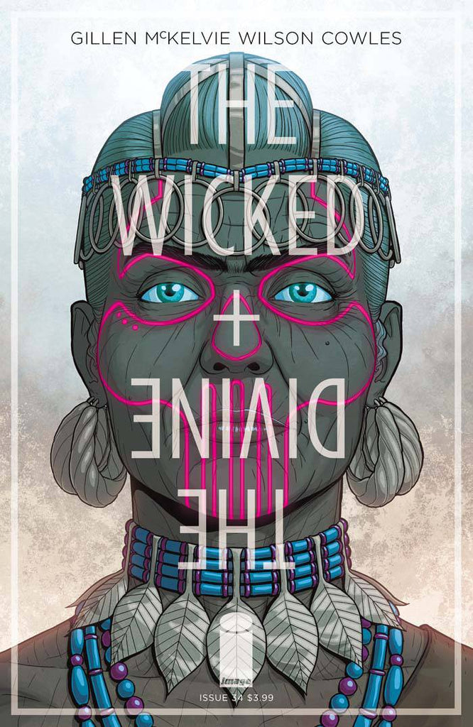 Wicked and Divine #34