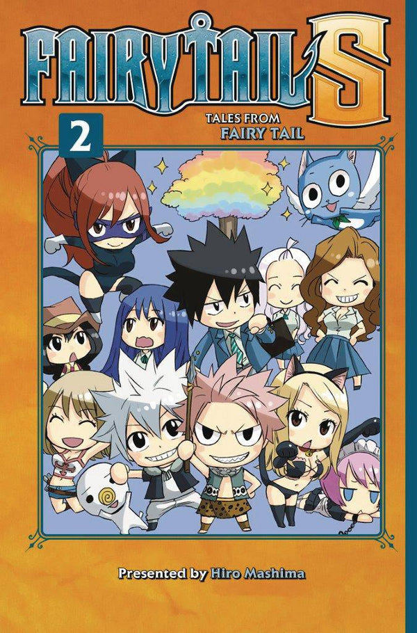 Fairy Tail S GN Vol 02 - State of Comics