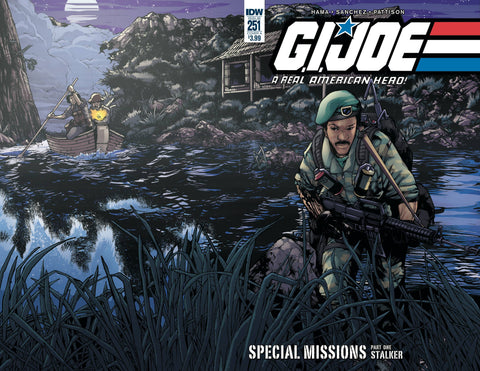 G.I. Joe A Real American Hero #251