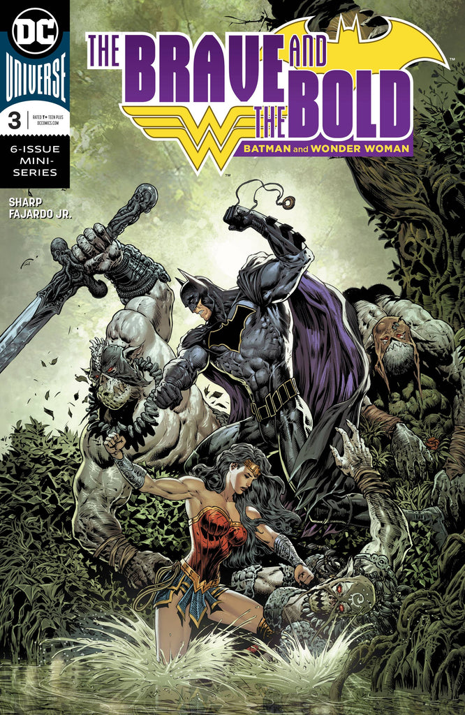 Brave and the Bold Batman & Wonder Woman #3