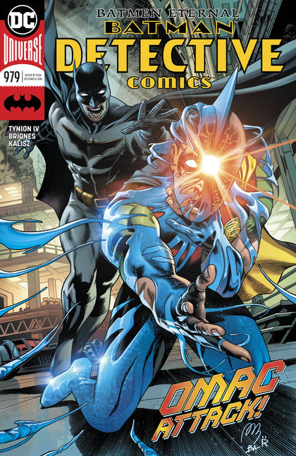 Batman Detective Comics #979