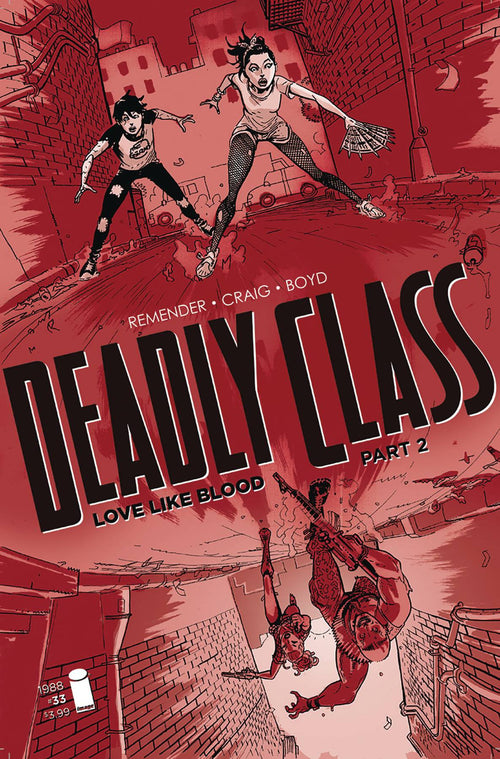 Deadly Class #33 - State of Comics