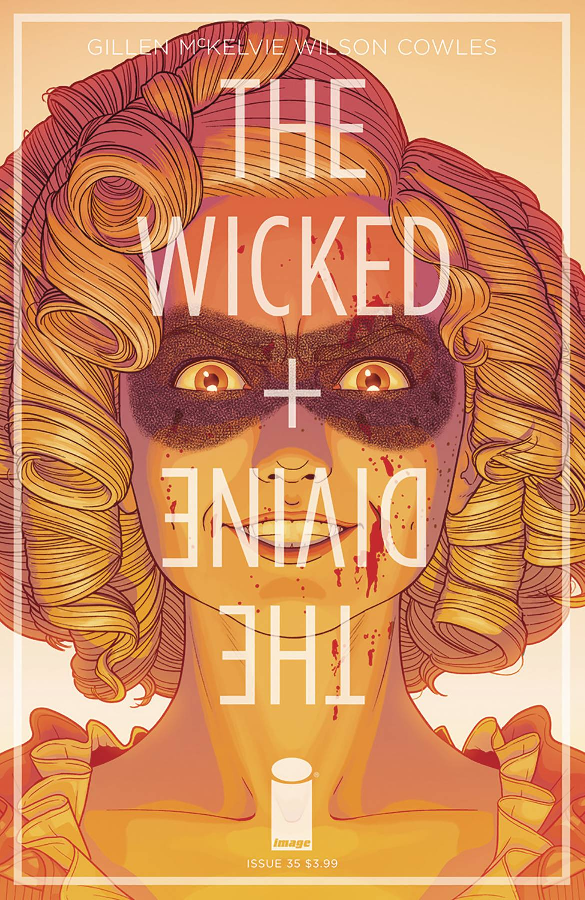 Wicked and Divine #35