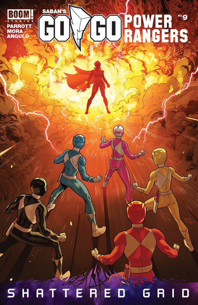 Go Go Power Rangers #9