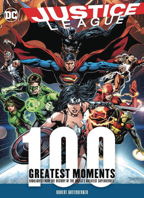 Justice League 100 Greatest Moments HC - State of Comics
