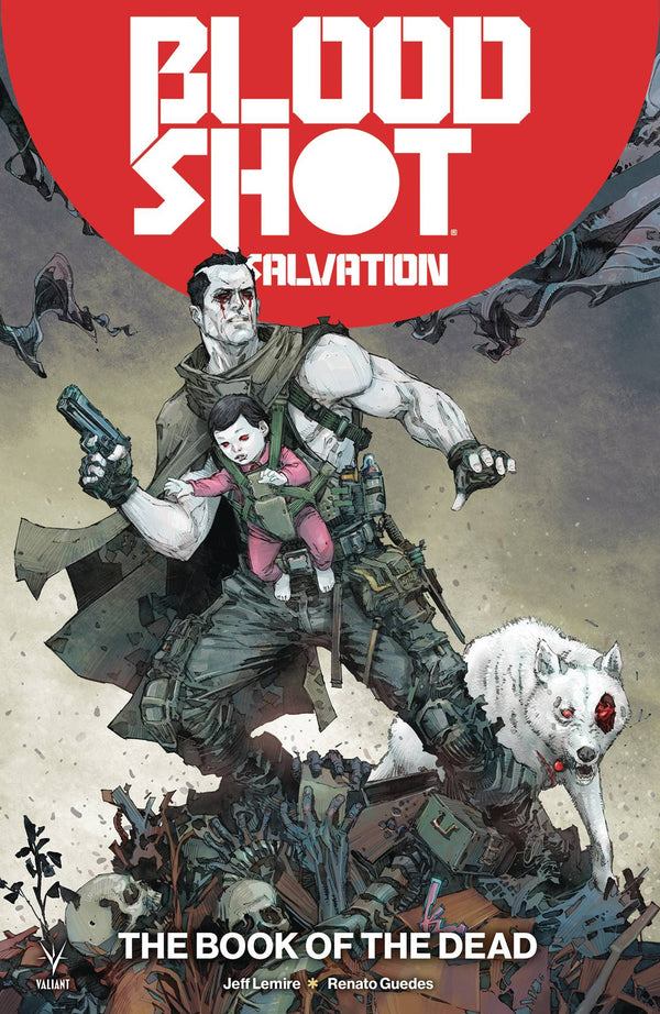 Bloodshot Salvation Vol 2 TP - State of Comics