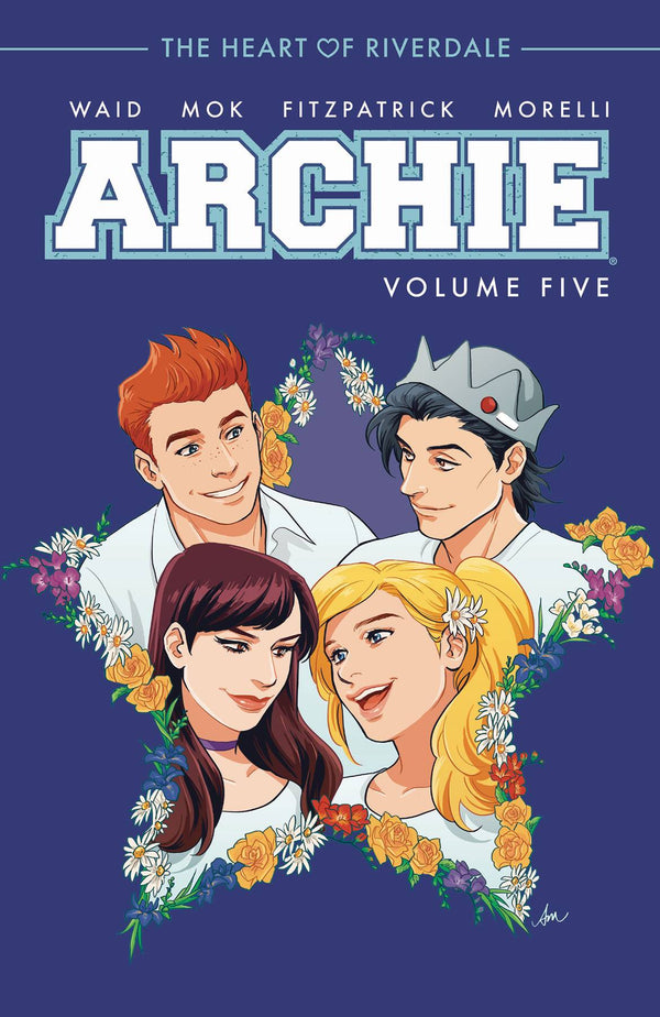 Archie Vol 5 TP - State of Comics