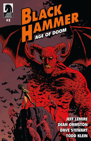 Black Hammer Age of Doom #2